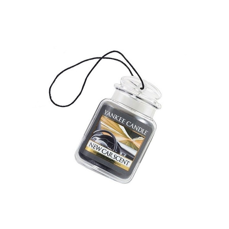 Car jar ultimate New Car Scent Yankee Candle