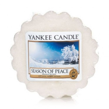 Wosk Season of Peace Yankee Candle