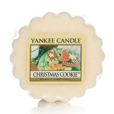 Wosk zapachowy Christmas Cookie Yankee Candle