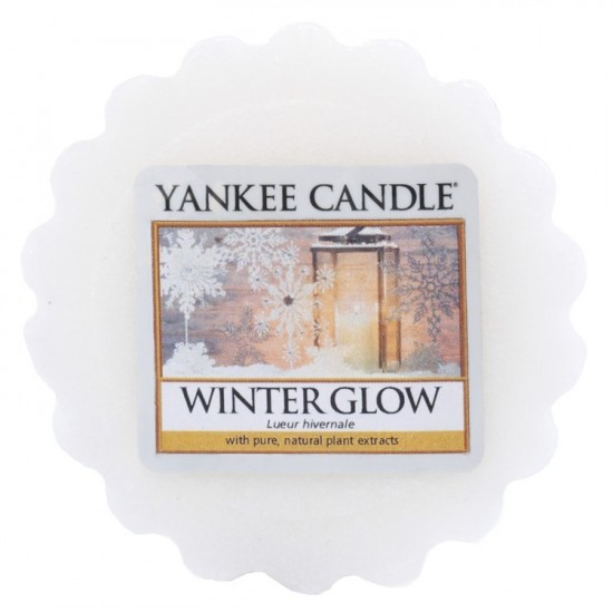 Wosk Winter Glow Yankee Candle