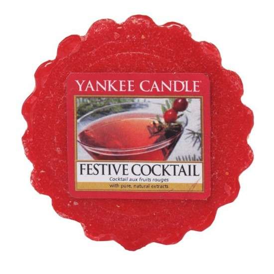 Wosk zapachowy Festive Coctail Yankee Candle