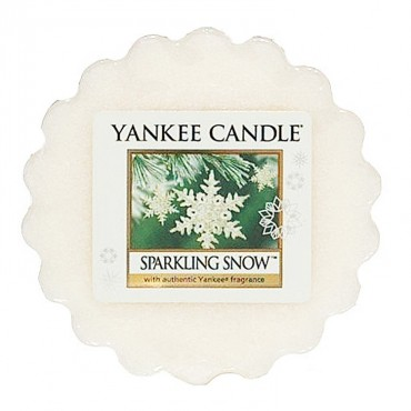 Wosk zapachowy Sparkling Snow Yankee Candle