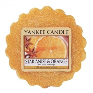 Wosk zapachowy Star Anise & Orange Yankee Candle