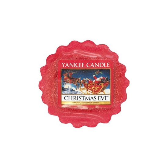 Wosk Christmas Eve Yankee Candle