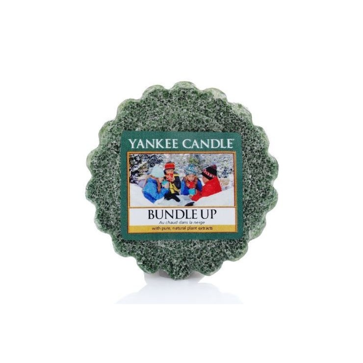 Wosk zapachowy Bundle Up Yankee Candle