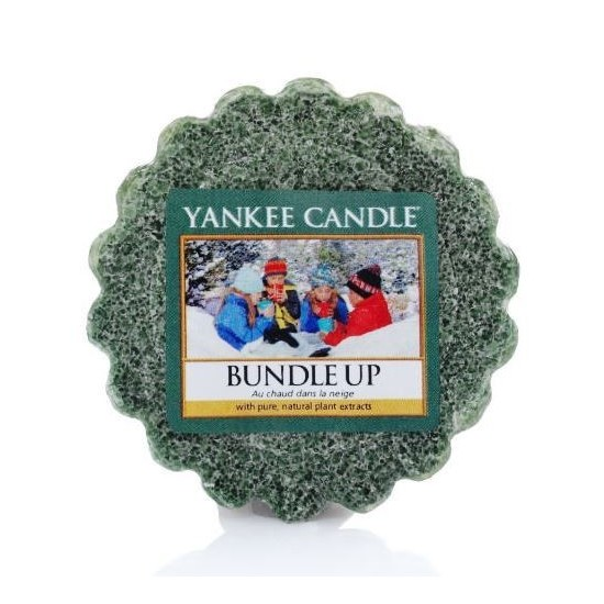 Wosk Bundle Up Yankee Candle
