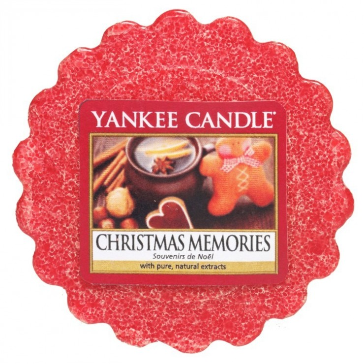 Wosk zapachowy Christmas Memories Yankee Candle