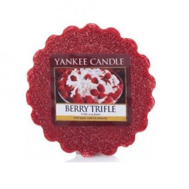 Wosk zapachowy Berry Trifle Yankee Candle