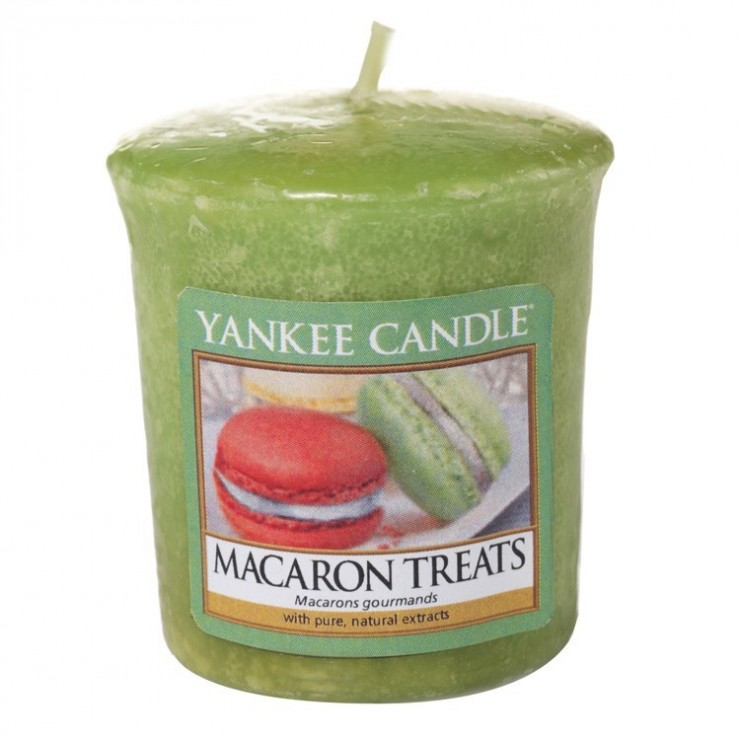 Sampler Maracon Treats Yankee Candle