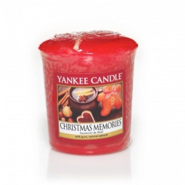 Sampler Christmas Memories Yankee Candle