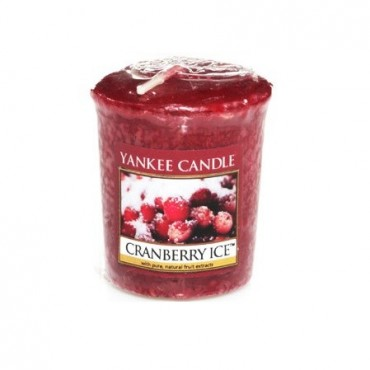 Sampler Cranberry Ice Yankee Candle
