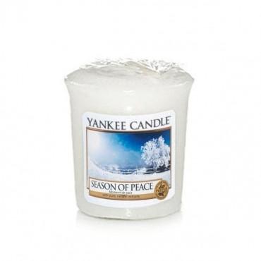 Sampler Season of Peace Yankee Candle