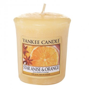 Sampler Star Anise & Orange Yankee Candle
