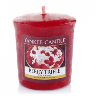 Sampler Berry Trifle Yankee Candle