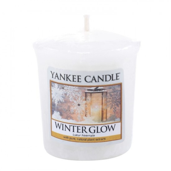 Sampler Winter Glow Yankee Candle