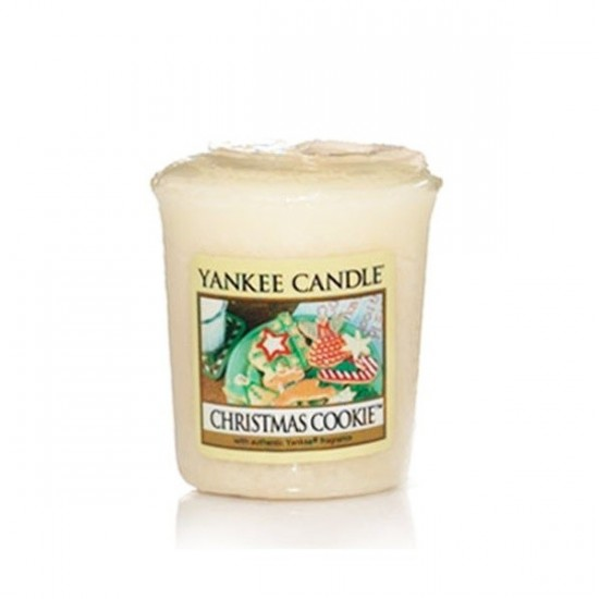 Sampler Christmas Cookie Yankee Candle