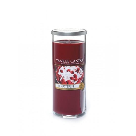 Duży pilar Berry Trifle Yankee Candle