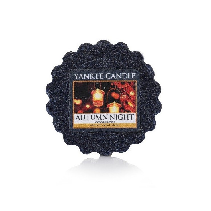 Wosk Autumn Night Yankee Candle