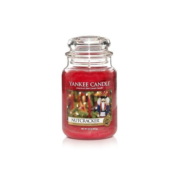 Duża świeca Nutcracker Yankee Candle