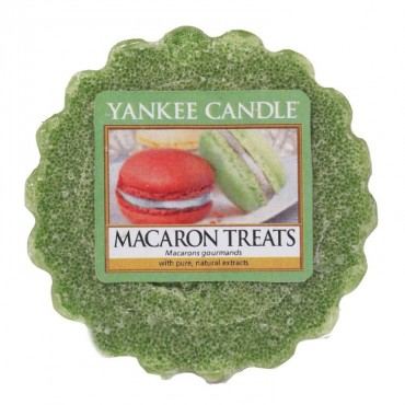 Wosk zapachowy Macaron Treats Yankee Candle