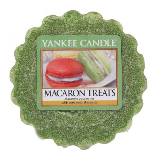 Wosk Macaron Treats Yankee Candle