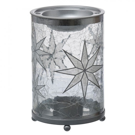 Arctic Snowflake - kominek do wosków
