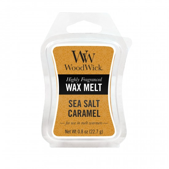 Wosk Sea Salt Caramel WoodWick
