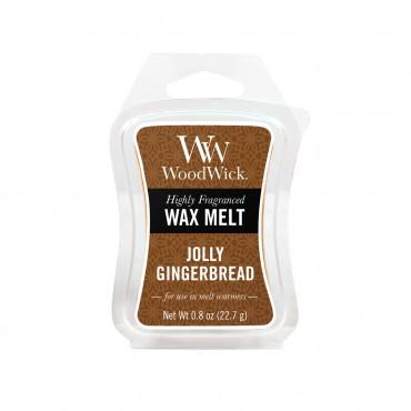 Wosk zapachowy Jolly Gingerbread WoodWick