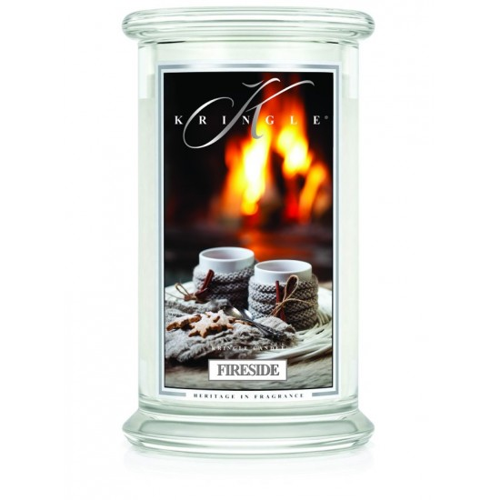 Duża świeca Winter Wonderland Kringle Candle