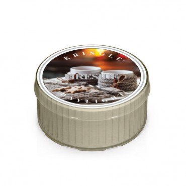 Daylight Fireside Kringle Candle