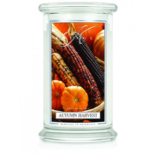 Duża świeca Autumn Harvest Kringle Candle