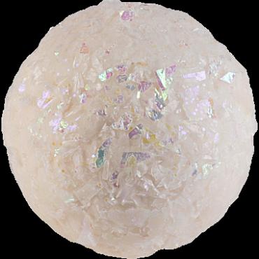 Kremowa kuleczka do kąpieli ŚNIEŻKA – Bomb Cosmetics
