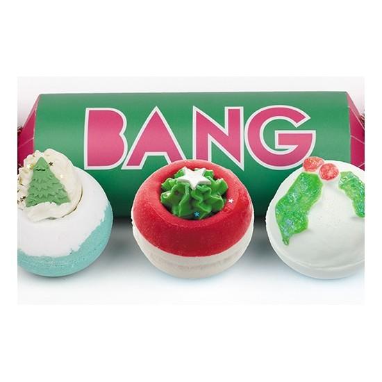 Zestaw upominkowy w kształcie cukierka BANG – Bomb Cosmetics