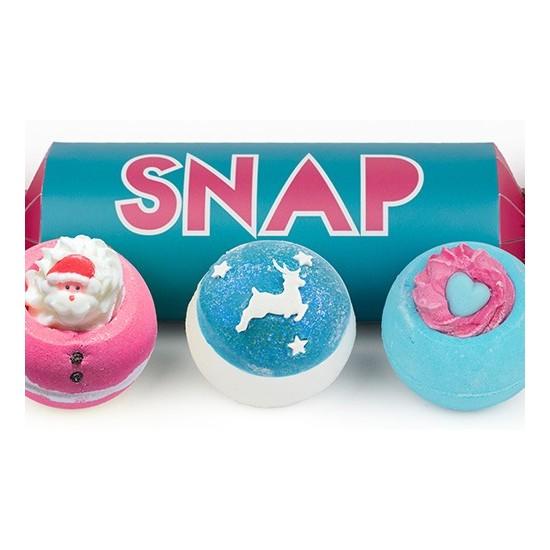 Zestaw upominkowy w kształcie cukierka SNAP – Bomb Cosmetics