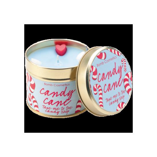 Świeca zapachowa w puszce CUKIERECZKI – Bomb Cosmetics