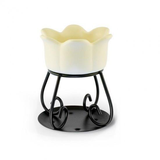 Kominek Petal bowl kremowy Yankee Candle