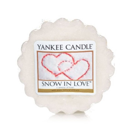 Wosk Snow in Love Yankee Candle
