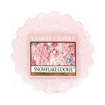 Wosk Snowflake Cookie Yankee Candle