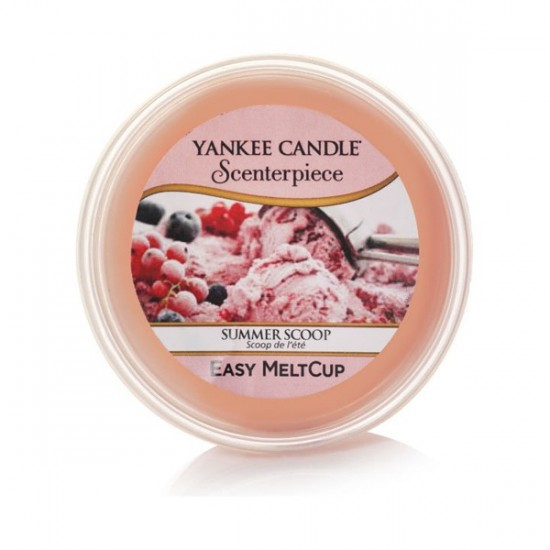 Wosk Scenterpiece Summer Scoop Yankee Candle