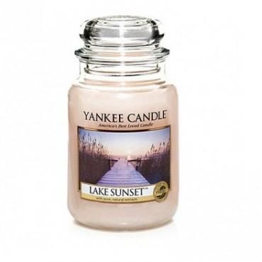 Duża świeca Lake Sunset Yankee Candle