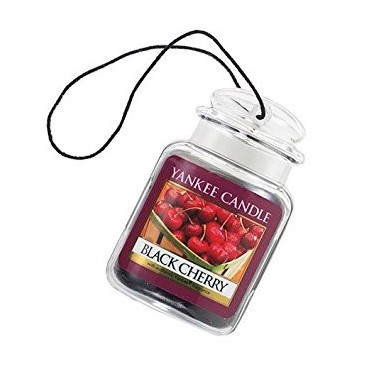 Car jar ultimate Black Cherry Yankee Candle