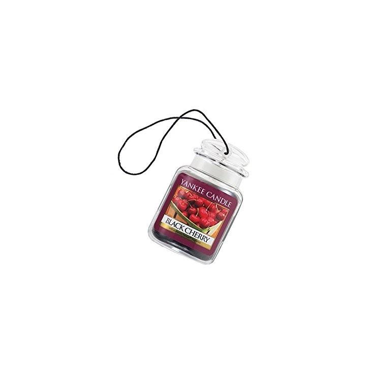 Car jar ultimate Black Cherry Yankee Candle