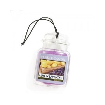 Car jar ultimate Lemon Lavender Cotton Candle