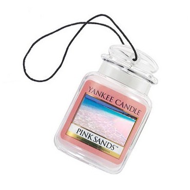 Car jar ultimate Pink Sands Yankee Candle