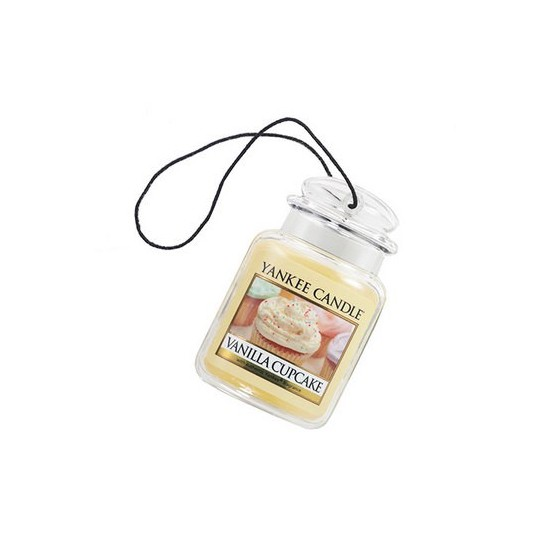 Car jar ultimate Vanilla Cupcake Yankee Candle