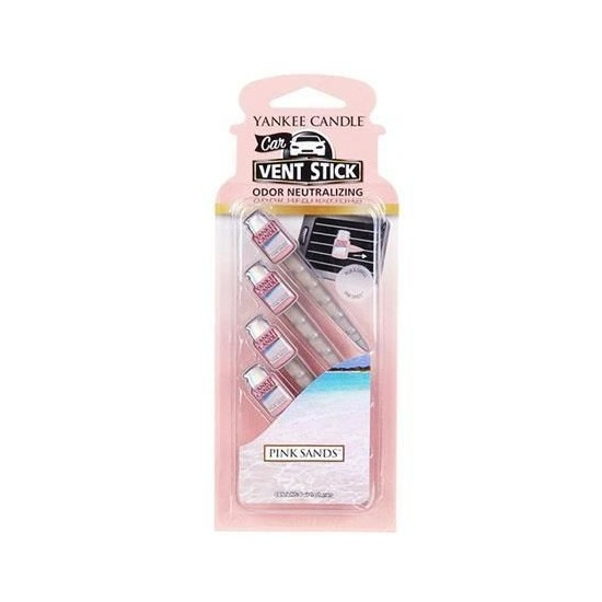 Car vent stick Pink Sands Yankee Candle