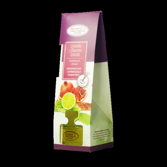 Dekoracyjny Odświeżacz Powietrza – Limonka z Owocem Granatu