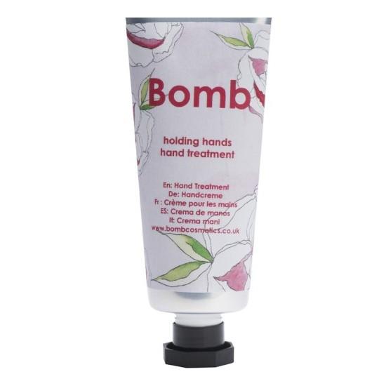 Kuracja do rąk RÓŻA i RÓŻOWY PIEPRZ Bomb Cosmetics