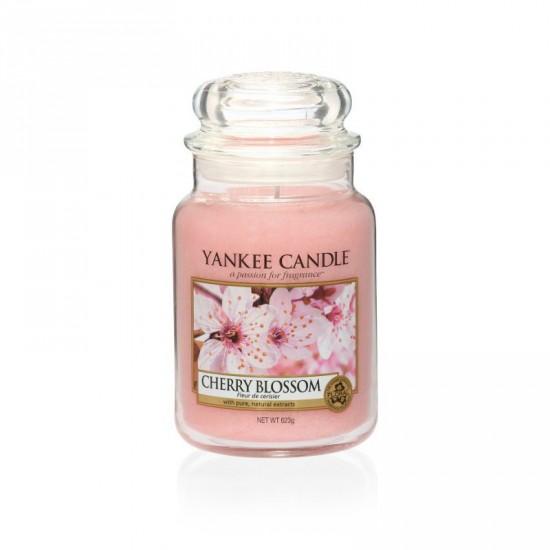 Duża świeca Cherry Blossom Yankee Candle