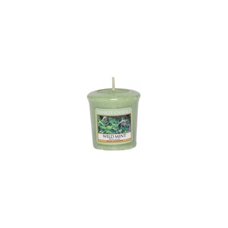 Sampler Wild Mint Yankee Candle